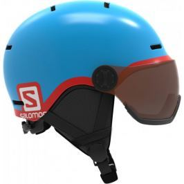 Salomon Grom Visor Blue Ks 49-53