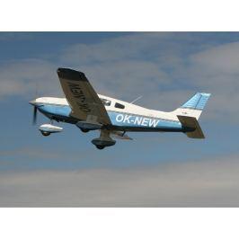 Poukaz Allegria - výlet vyhlídkovým letadlem – 20 minut Chrudim