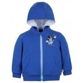 G-mini dětská mikina Krtek a kalhotky 62 modrá