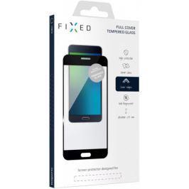 Fixed ochranné tvrzené sklo pro Samsung Galaxy A3 (2017), přes celý displej, černé FIXGF-157-033BK