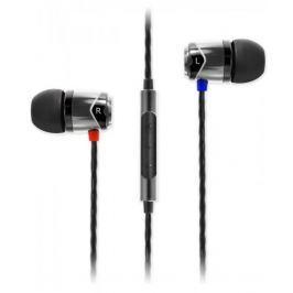 SoundMAGIC E10C, stříbrná/černá