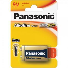 Panasonic Alkaline Power 9V 6LR61 1BP