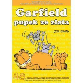 Davis Jim: Garfield pupek ze zlata (č. 48)