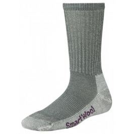 SmartWool W's Hike Light Crew Light Grey S