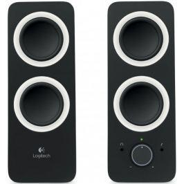 Logitech Multimedia Speaker Z200 Midnight black