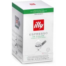 illy Espresso bez kofeinu ESE pody 18 ks