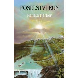 Herber Renata: Poselství run + barevné karty