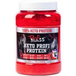 ProfiMass Keto Profi Protein 1100g Borůvka