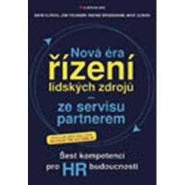 Ulrich Dave: Nová éra řízení lidských zdrojů ze servisu partnerem - Šest kompetencí pro HR budoucnos