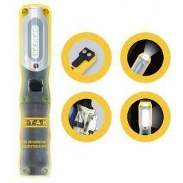 Velamp Ruční dobíjecí pracovní 3W + 2W SMD LED