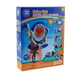 3D Magic Spinner náhradní formy - Víly