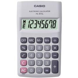Casio HL 815L, bílá