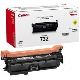 Canon CRG-732Y - žlutý (6260B002) Spotřební materiál