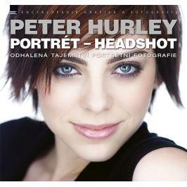 Hurley Peter: Portrét - Headshot