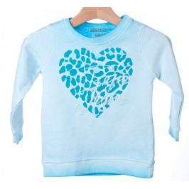 Pepe Jeans dívčí mikina Suki 104 tyrkysová Doplňky do domácnosti