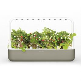 Click and Grow chytrý květináč pro pěstování bylinek, zeleniny, květin a stromů - Smart Garden 9, béžová SMART domácnost
