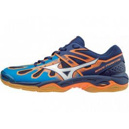 Mizuno Wave Phantom/DirBlue/Wht/BlueDepths/41.0/7.5