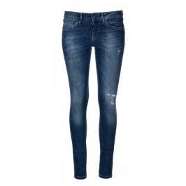 Pepe Jeans dámské jeansy Pixie 26/30 modrá