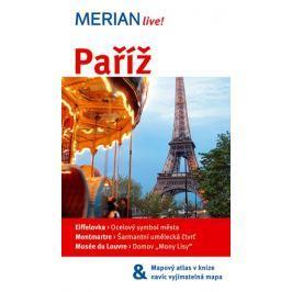 Bohlmann-Modersohn Marina: Merian - Paříž