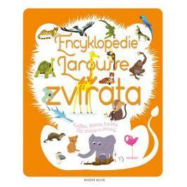 Bézuelová Sylvie: Encyklopedie Larousse - zvířata - Knížka, kterou budete číst znovu a znovu!