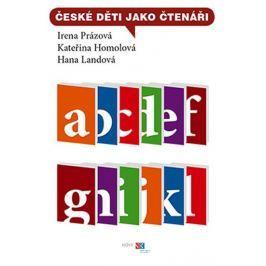Prázová Irena, Homolová Kateřina, Landov: České děti jako čtenáři