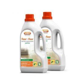 Vax Floor to Floor, 1.5L bottle; hard floor cleaning solution