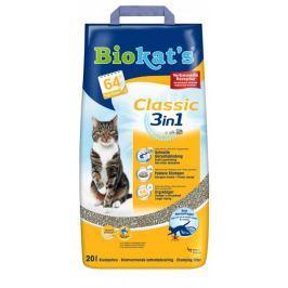 Gimpet Biokat's Classic 3in1 20 l