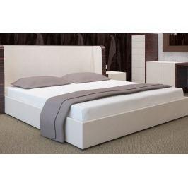 My Best Home Jersey napínací prostěradlo na matraci 90x200 cm bílá
