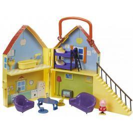 TM Toys Peppa Pig - domeček s figurkou a příslušenstvím