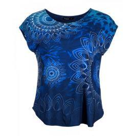 Desigual dámské tričko XS tmavě modrá
