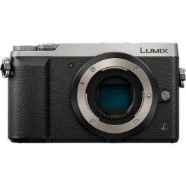 Panasonic Lumix DMC-GX80 Body Silver (DMC-GX80EG-S)