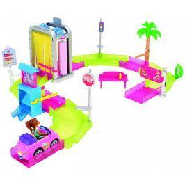 Mattel Barbie mini Vozomyčka herní set