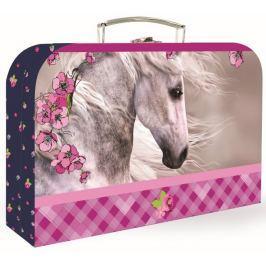 Karton P+P Kufřík lamino Kůň