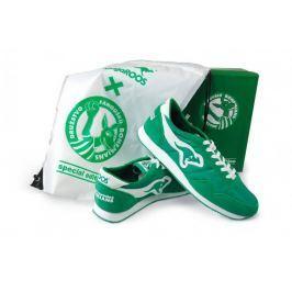 KangaROOS speciální tenisky pro fanoušky Bohemians 36 zelená