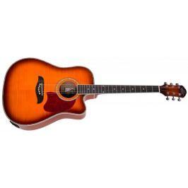 Oscar Schmidt OG2CEFYS-A-U Elektroakustická kytara