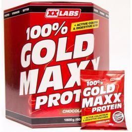 XXlabs 100% Gold Maxx Protein 1800g Jahoda