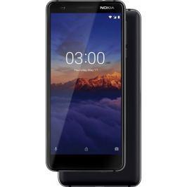 Nokia 3.1 2/16GB Single SIM, Black Chrome