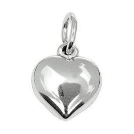 Brilio Silver Stříbrný přívěsek Srdíčko 441 001 00014 04  - 1,47 g stříbro 925/1000