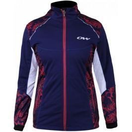 One Way Nirja 2 Women's Softshell Jacket Dark Blue XS