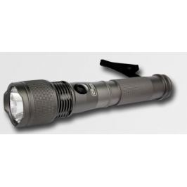 CORONA Svítilna alu 215mm, 3W CREE LED, 2xC