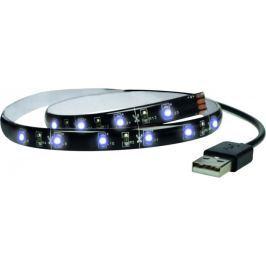 Solight WM502 LED pásek 2x60cm, USB studená bílá - rozbaleno