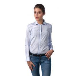 Recenze Gant dámská kostkovaná košile 32 světle modrá 449f602f69
