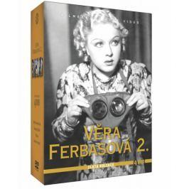 Kolekce Věra Ferbasová 2 (4DVD)   - DVD