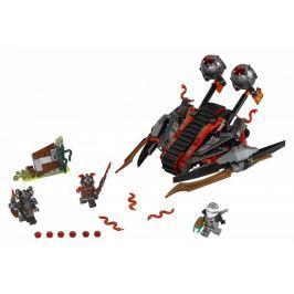 LEGO NINJAGO™ 70624 Ničivé vozidlo rumělkových válečníků