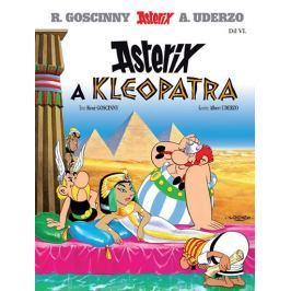 Goscinny R., Uderzo A.,: Asterix 6 - Asterix a Kleopatra