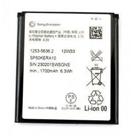 Sony Ericsson baterie, SP50KERA10, 1700mAh, BULK