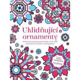 Uklidňující ornamenty - Překrásně propracované kresby, které vám pomohou k uvolnění a odreagování (s