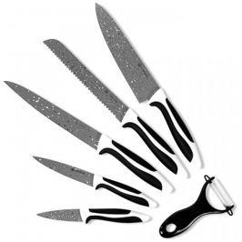 Kitchen Artist Sada nožů s kamenným povrchem 6 ks
