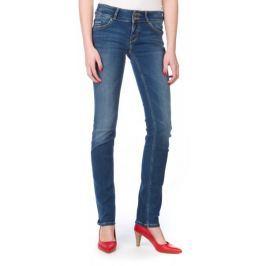 Mustang dámské jeansy 25/32 tmavě modrá