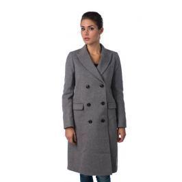 Gant dámský polodlouhý kabát XL šedá